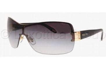 Ralph RA4085 Sunglasses 106/11-0138 - Gold Frame, Grey Gradient Lenses