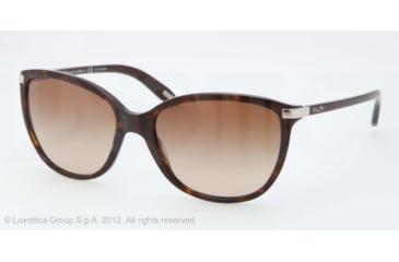 Ralph RA5160 RA5160 Sunglasses 510/T5-57 - Dark Tortoise