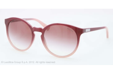 Ralph RA5162 RA5162 Sunglasses 840/8H-54 - Burgundy Gradient