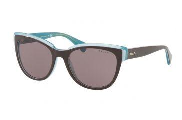 40fb95b64d Ralph RA5230 Sunglasses 16477N-53 - Brown Blue Frame