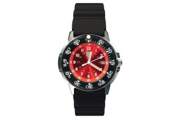 RAM Instrument Dive Watch Red Face RAMW41200R