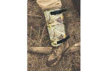 Rattlers 9020 Scale Tech Gaiters, Realtree APG HD