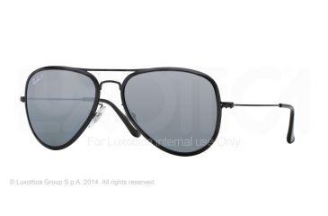 8468bc5a89 Ray-Ban AVIATOR FLAT METAL RB3513M Sunglasses 153 82-56 - Sand Black