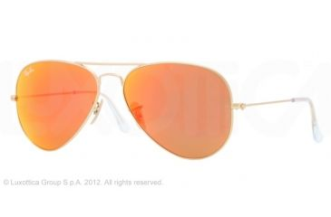 Ray-Ban Aviator Large Metal Prescription Sunglasses RB3025 RB3025-112-69-55 -