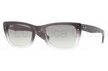 Ray-Ban Caribbean Prescription Sunglasses RB4148 RB4148-823-32-5222 - Lens Diameter: 52 mm, Frame Color: Gray Gradient On Transparent