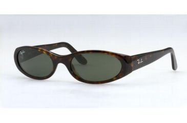 6564552065 Ray-Ban Bifocal Sunglasses RB2128-901-5118 with Lined Bi-Focal Rx