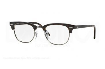 3a8592acdf Ray-Ban Clubmaster Eyeglasses RX5154 with No-Line Progressive Rx  Prescription Lenses 2012-