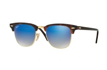 6f1a633bc45f67 Ray-Ban Clubmaster Bifocal Sunglasses RB3016 with Lined Bi-Focal Rx  Prescription Lenses RB3016