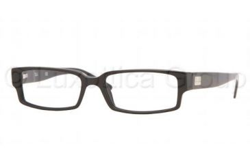Ray-Ban Eyeglasses RX5144 with Rx Prescription Lenses 2000-5515 - Shiny Black Frame