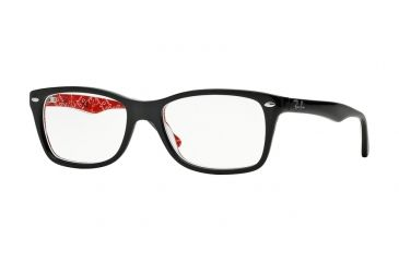 e257200347bf1 Ray-Ban Eyeglasses RX5228 with Lined Bifocal Rx Prescription Lenses 2479-55  - Top