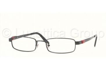 Ray-Ban Eyeglasses RX6076 with Rx Prescription Lenses 2509-5119 - Black