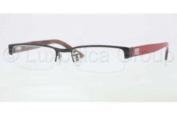 Ray-Ban Eyeglasses RX6182 with Lined Bifocal Rx Prescription Lenses 2751-5317 - Black Frame