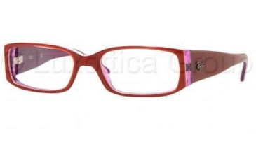 Ray-Ban Eyeglass RX5126 2216-5016 - Red&violet