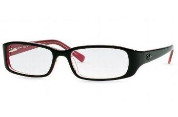 ban eyeglasses rx5063 with no line progressive rx