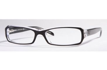 Ray-Ban Eyeglasses RX5098 with No-Line Progressive Rx Prescription Lenses
