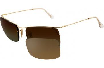 80cb00b1b6 Ray-Ban FLIP OUT RB3499 Sunglasses 001 T5-5818 - Arista Frame