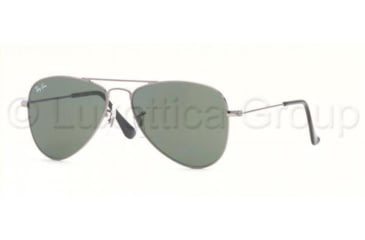 Ray-Ban Junior RJ9506S Bifocal Sunglasses - Gunmetal Frame / 50 mm Prescription Lenses, 200-71-5013