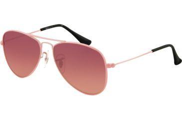 33d8094cfa7a76 Ray-Ban Junior RJ9506S Progressive Sunglasses - Pink Frame   50 mm  Prescription Lenses,