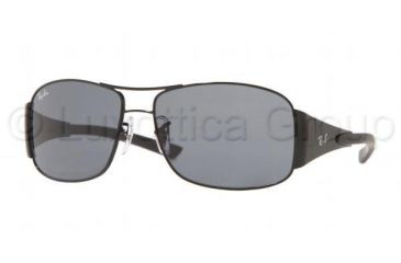 d3da2a3d66d Ray-Ban Junior RJ9516S Progressive Sunglasses - Shiny Black Frame w  Gray  55 mm
