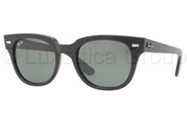 Ray-Ban METEOR RB4168 Bifocal Prescription Sunglasses RB4168-601-5020 - Lens Diameter 50 mm, Frame Color Shiny Black