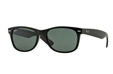 416ab2ac3bbf0 Ray-Ban RB2132 Bifocal Sunglasses - Black Frame   55 mm Prescription  Lenses