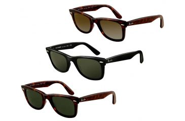 580e607788 Ray-Ban RB2140 Original Wayfarer Sunglasses - RB2140-901-58-54 ...