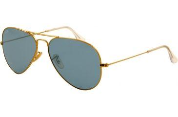 Ray Ban RB3025 SV Prescription Sunglasses, Arista Frame / 62 mm Prescription Lenses, 001 6214