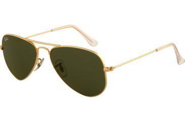 ray ban small aviator prescription sunglasses  ray ban rb3044 sv prescription sunglasses arista frame / 52 mm prescription lenses,