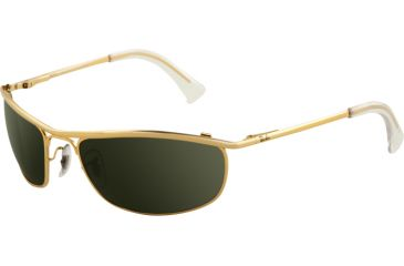 4f95e9f829 Ray-Ban OLYMPIAN RB3119 Single Vision Prescription Sunglasses  RB3119-001-5919 - Lens