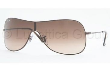 Ray-Ban RB 3211 Sunglasses Styles - Brown Brown Gradient Frame   132 mm  Diameter 6c7ad28d8f5