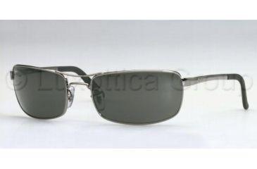 953c72fe122 Ray-Ban RB 3212 Sunglasses Styles - Gunmetal Frame   Crystal Green Lenses