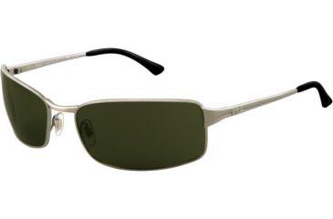 Ray-Ban RB3269 Sunglasses with No-Line Progressive Rx Prescription Lenses RB3269-004-58-6318 - Lens Diameter: 63 mm, Frame Color: Gunmetal