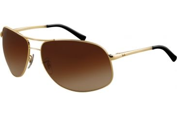 Ray-Ban RB 3387 Sunglasses, Arista Frame / Brown Gradient 64 mm Lenses, 001-13-6415
