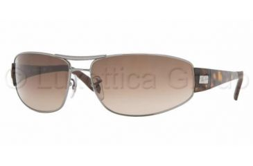 65a12c764d Ray-Ban RB3395 Progressive Sunglasses - Gunmetal Frame   62 mm Prescription  Lenses