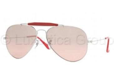 74d283d6e0084 Ray-Ban Outdoorsman II Rainbow Prescription Sunglasses RB3407  RB3407-003-3E-5514