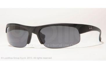 Ray-Ban RB4039 RB4039 Bifocal Prescription Sunglasses RB4039-601S81-63 - Lens Diameter 63 mm, Frame Color Matte Black