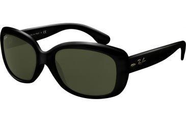 Ray-Ban RB4101 Progressive Sunglasses - Black Frame / 58 mm Prescription Lenses, 601-5817
