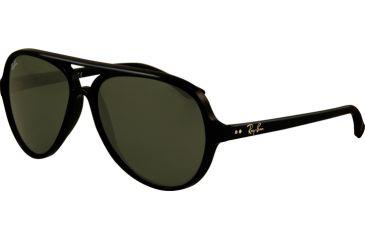 Ray-Ban RB 4125 Sunglasses Styles - Black Frame / Crystal Gray Gradient Lenses, 601-32-5913