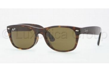 Ray-Ban RB2168F Bifocal Prescription Sunglasses RB2168F-902-73-5218 - Lens Diameter 52 mm, Frame Color Dark Havana