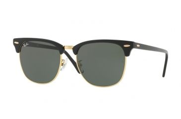26d1be4424 Ray-Ban RB3016F Sunglasses W0365-55 - Ebony oro Frame