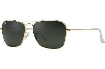 49409e52e7d Ray-Ban RB 3136 Sunglasses Styles - Arista Frame   Crystal Green 55 mm  Diameter