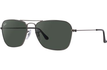 6-Ray-Ban Caravan Prescription Sunglasses RB3136