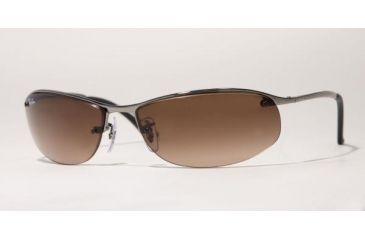 Ray Ban RB3179 #004/13 - Gunmetal Frame, Brown Gradient Lenses