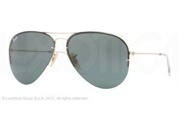 743f54b1ab Ray-Ban FLIP OUT RB3460 Progressive Prescription Sunglasses RB3460-001-71-56
