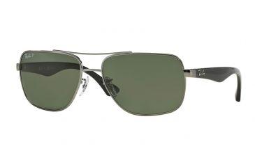 1960169a0f0f9 Ray-Ban RB3483 Prescription Sunglasses RB3483-004-58-60 - Lens Diameter