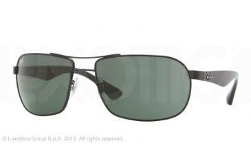 97eb357c8b Ray-Ban RB3492 Single Vision Prescription Sunglasses RB3492-002-62 -
