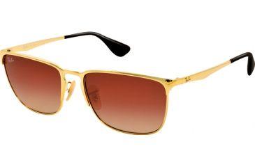 Ray-Ban RB3508 Bifocal Prescription Sunglasses RB3508-001-13-56 - Lens Diameter 56 mm, Lens Diameter 56 mm, Frame Color Arista