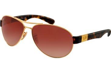 Ray-Ban RB3509 Bifocal Prescription Sunglasses RB3509-001-13-63 - Lens Diameter 63 mm, Lens Diameter 63 mm, Frame Color Arista