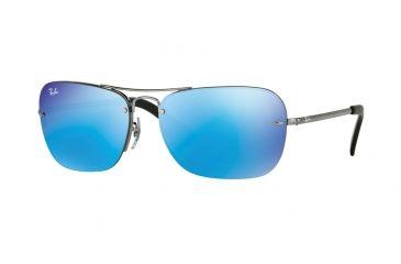 0bf06d6ebf Ray-Ban RB3541 Sunglasses 004 55-61 - Gunmetal Frame