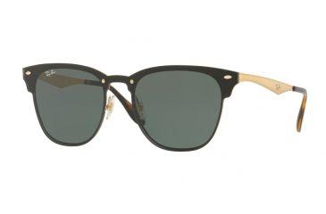 912b086b6d7 Ray-Ban BLAZE CLUBMASTER RB3576N Single Vision Prescription Sunglasses  RB3576N-043-71-